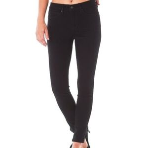 Nicole Miller Luxe Soho High Rise Skinny Jeans 4